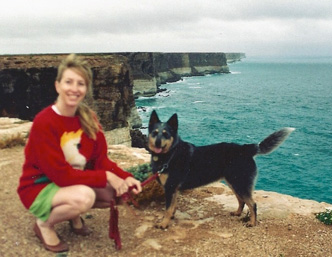 Sharon, Top dog pet minder at Pet Friends